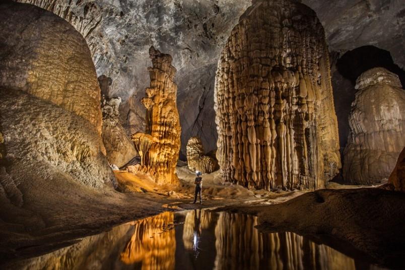 2019年のクアンビン洞窟祭り2