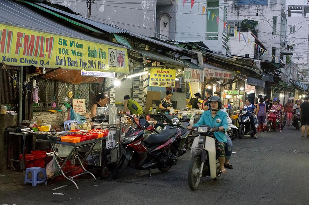 サイゴン(ホーチミン市)における有名なフードストリート5選3