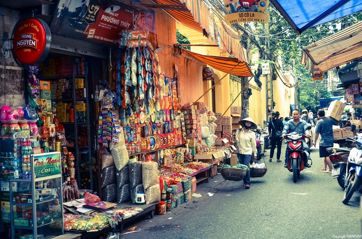 ハノイ旧市街発見5