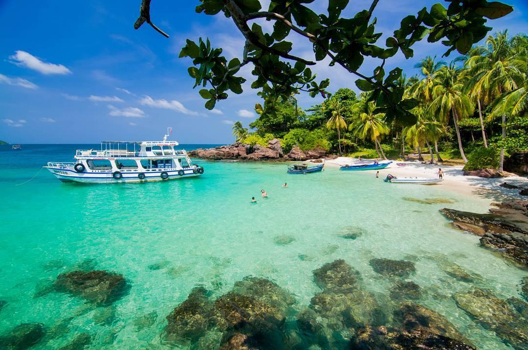 フーコック–「天国のような真珠島」