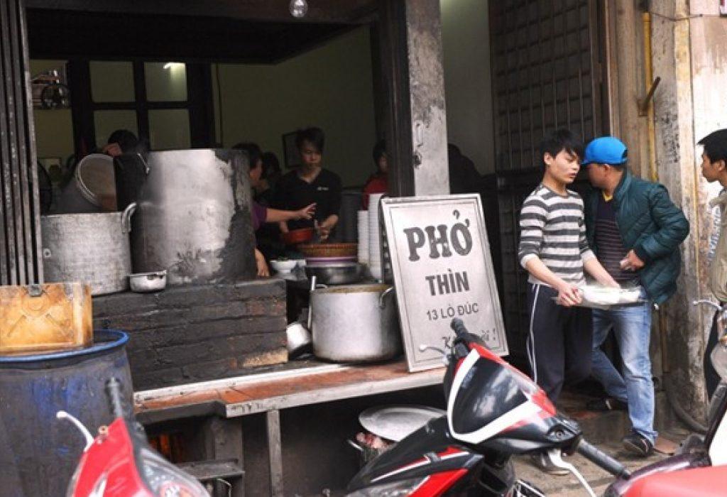 ハノイにおける有名なフォーのお店7選 3