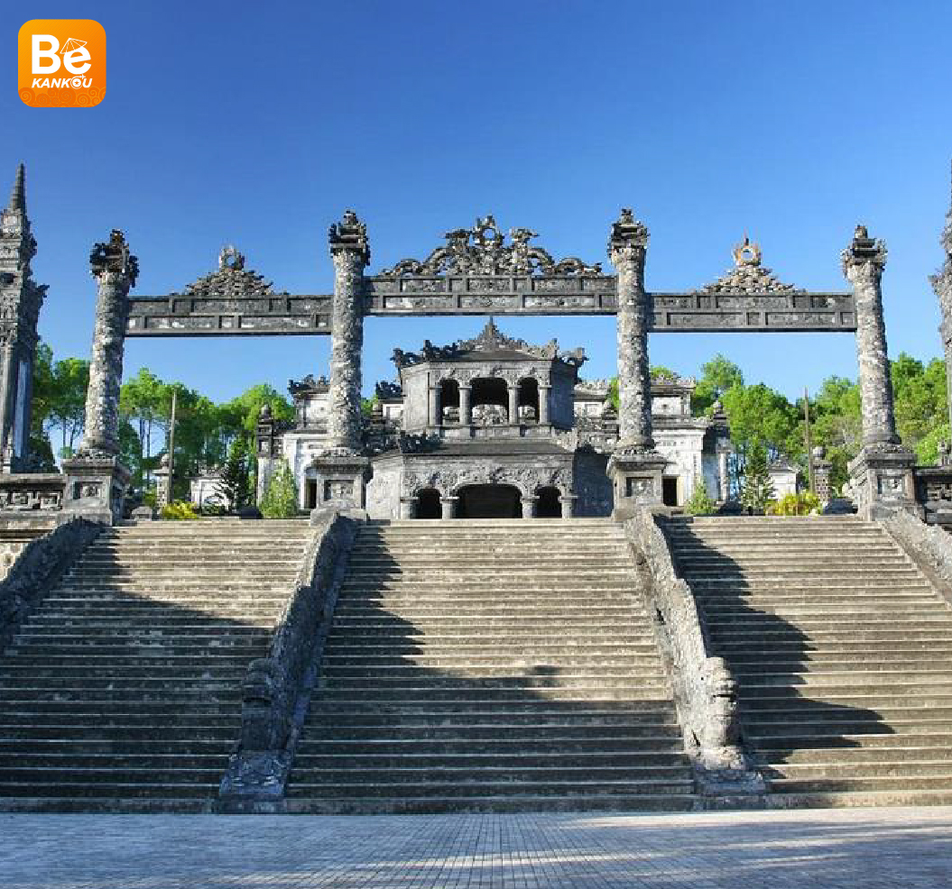 Hue – フエ観光:「夢の国」(PART 1)
