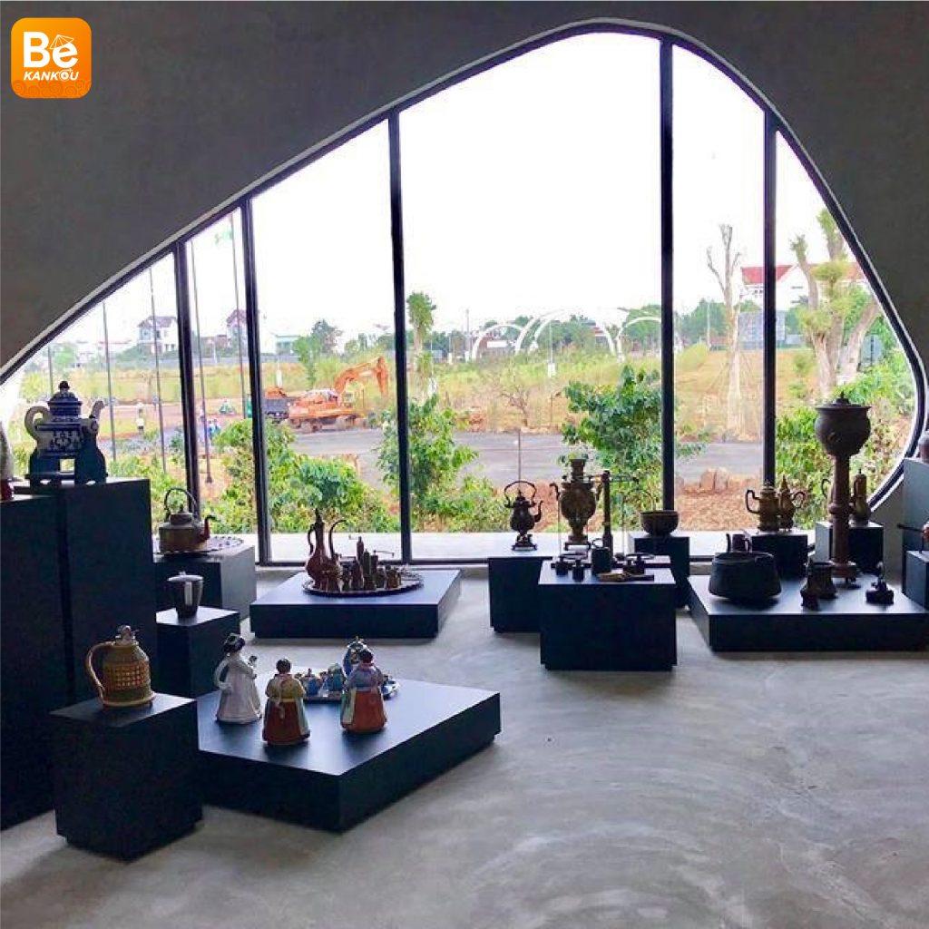 ブオン・マ・トゥオット(Buon Ma Thuot)のユニークなコーヒー・ワールド博物館-125