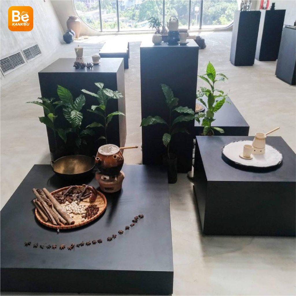 ブオン・マ・トゥオット(Buon Ma Thuot)のユニークなコーヒー・ワールド博物館-112