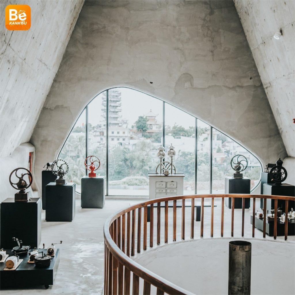 ブオン・マ・トゥオット(Buon Ma Thuot)のユニークなコーヒー・ワールド博物館-1