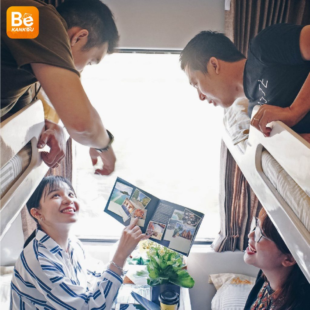 ベトナムの観光経験:列車でベトナム一周旅-6