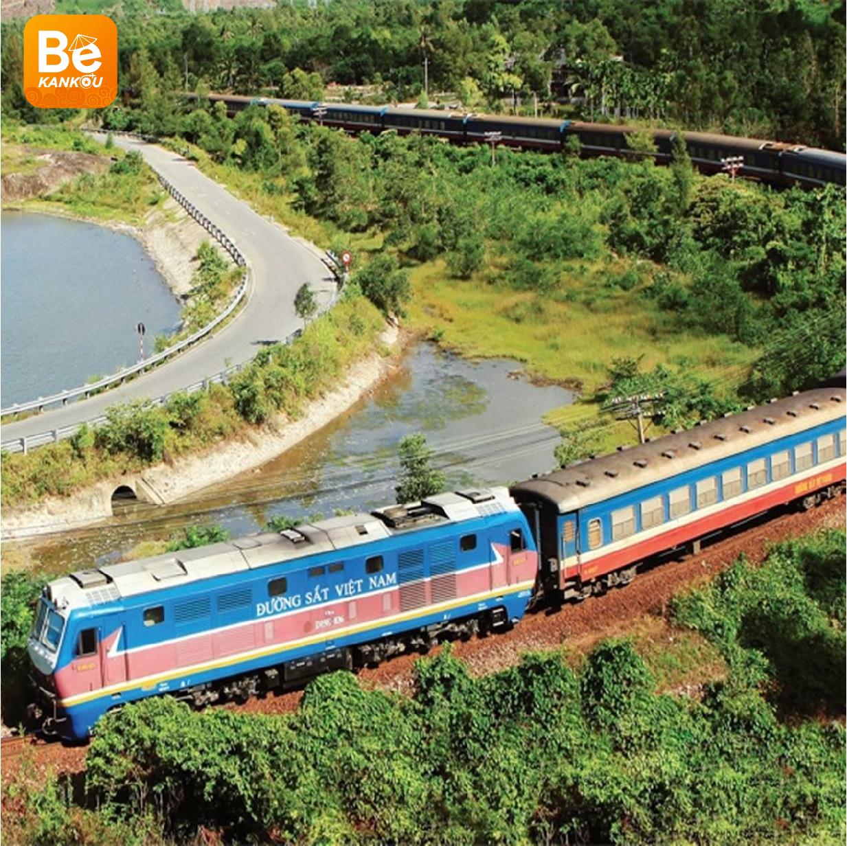 ベトナムの観光経験:列車でベトナム一周旅-4
