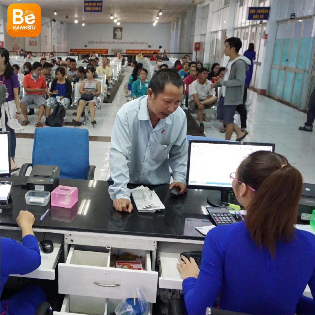 ベトナムの観光経験:列車でベトナム一周旅-009
