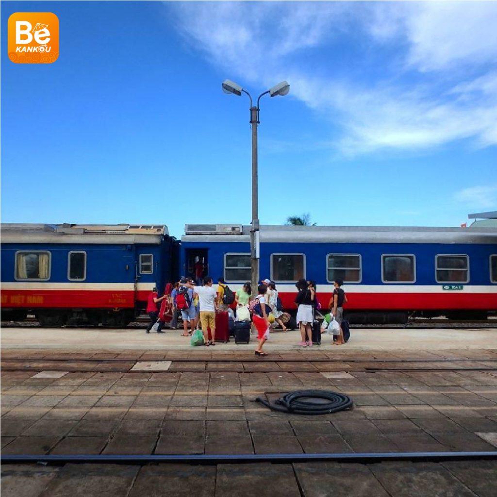 ベトナムの観光経験:列車でベトナム一周旅-02