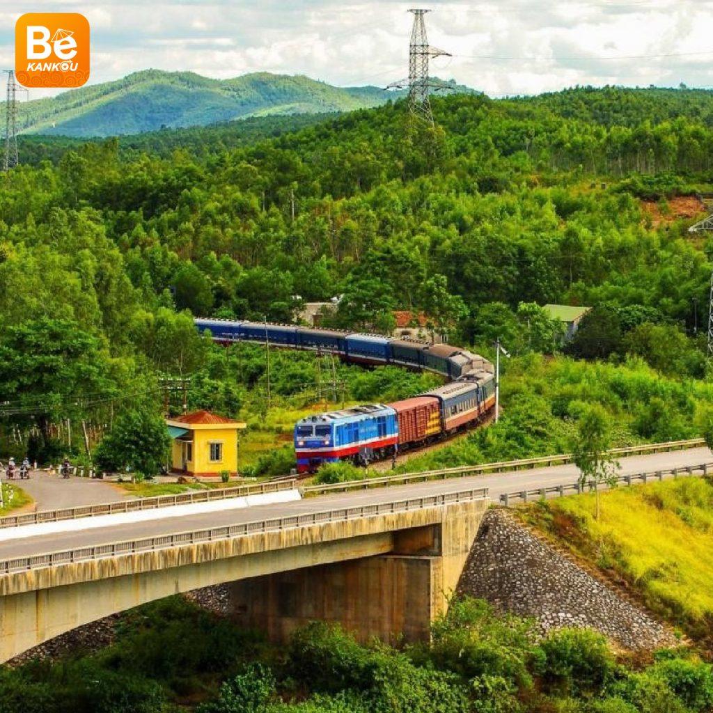 ベトナムの観光経験:列車でベトナム一周旅-1