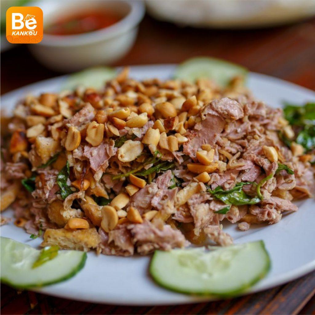 ベトナム観光時のおすすめ:フエにおける料理の楽園を発見:見逃せない食べ物2