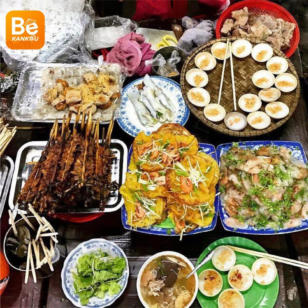 ベトナム観光時のおすすめ:フエにおける料理の楽園を発見:見逃せない食べ物1