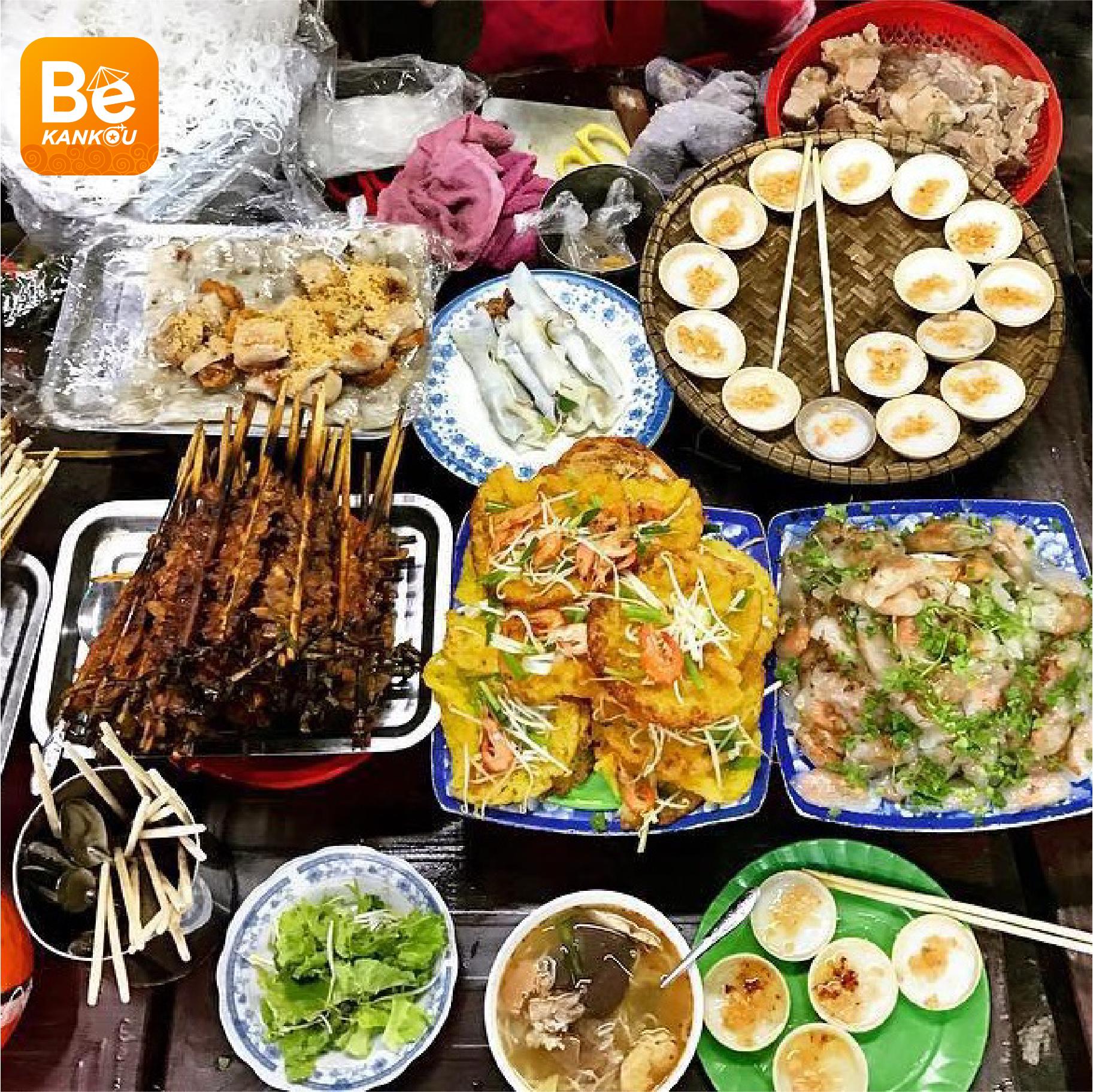 ベトナム観光時のおすすめ:フエにおける料理の楽園を発見:見逃せない食べ物