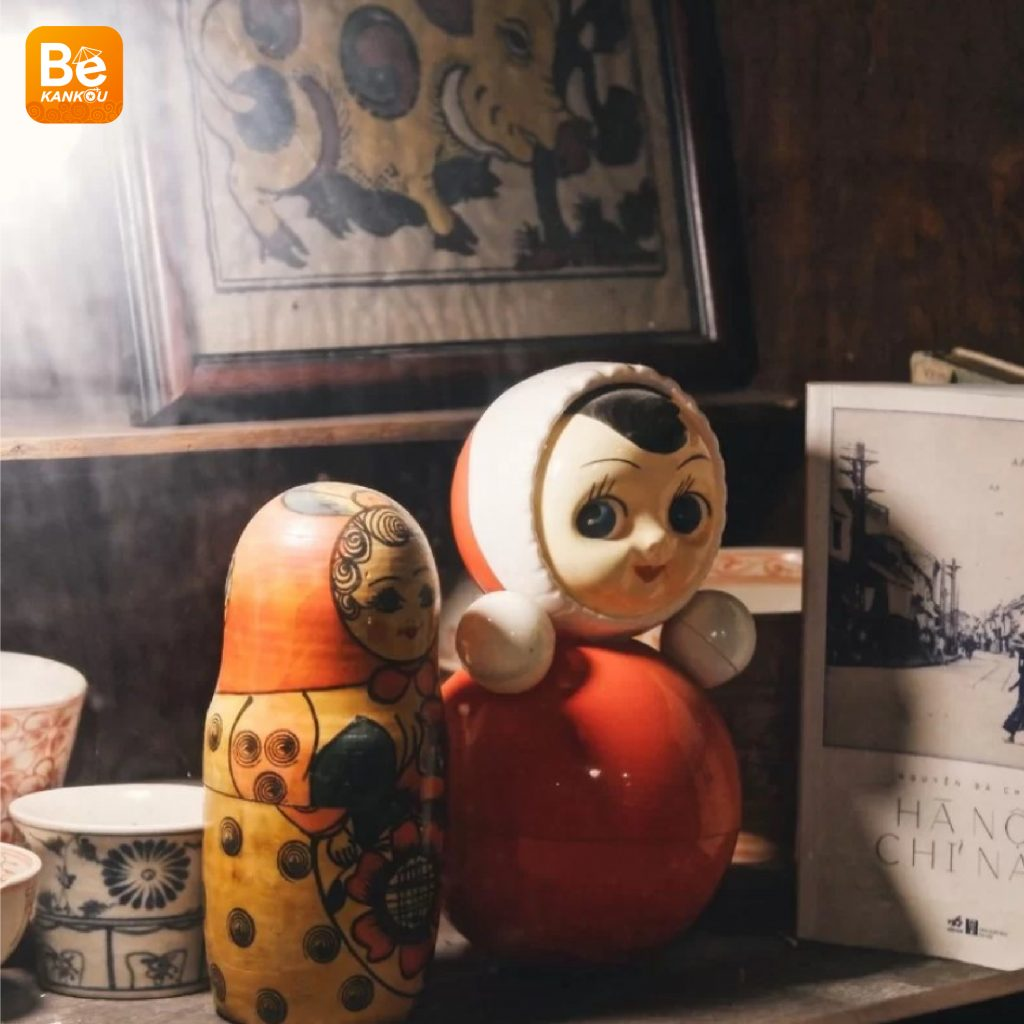 子供時代への郷愁を誘われるハノイでのコーヒーショップ-111