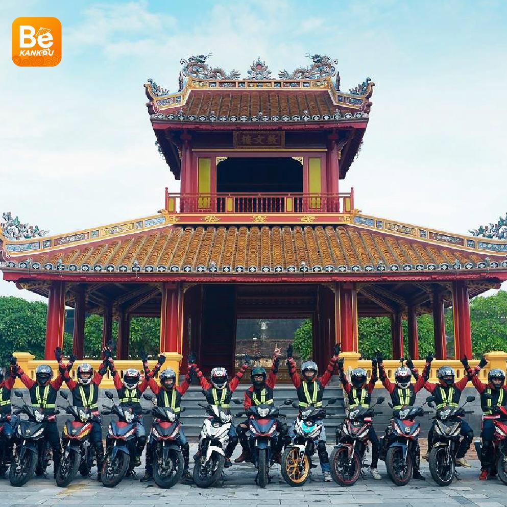 Hue - フエ観光:「夢の国」20