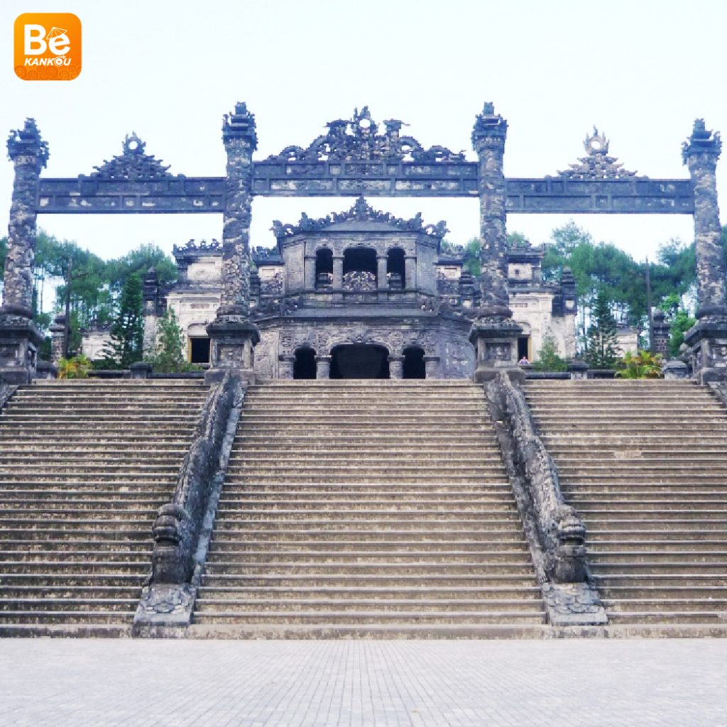 Hue - フエ観光:「夢の国」15