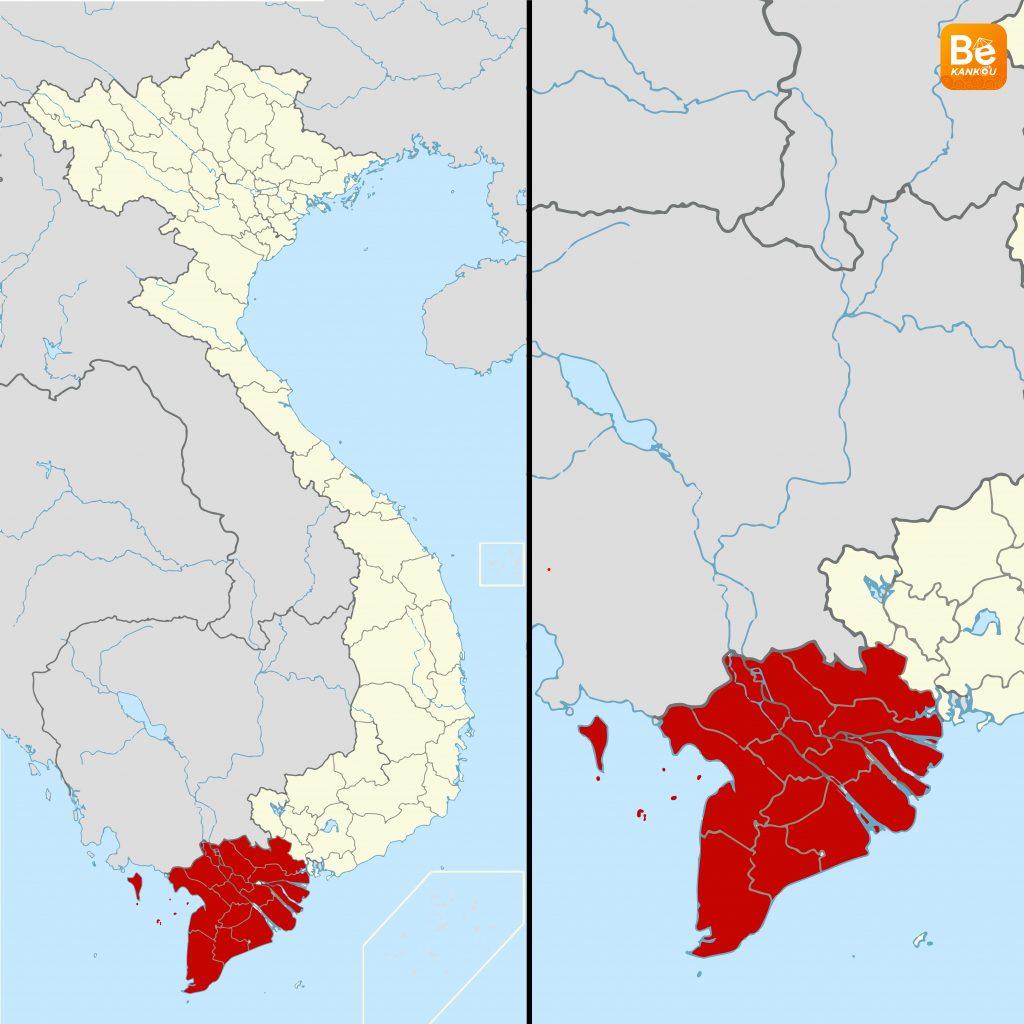 ベトナムの西部を旅行する経験-01
