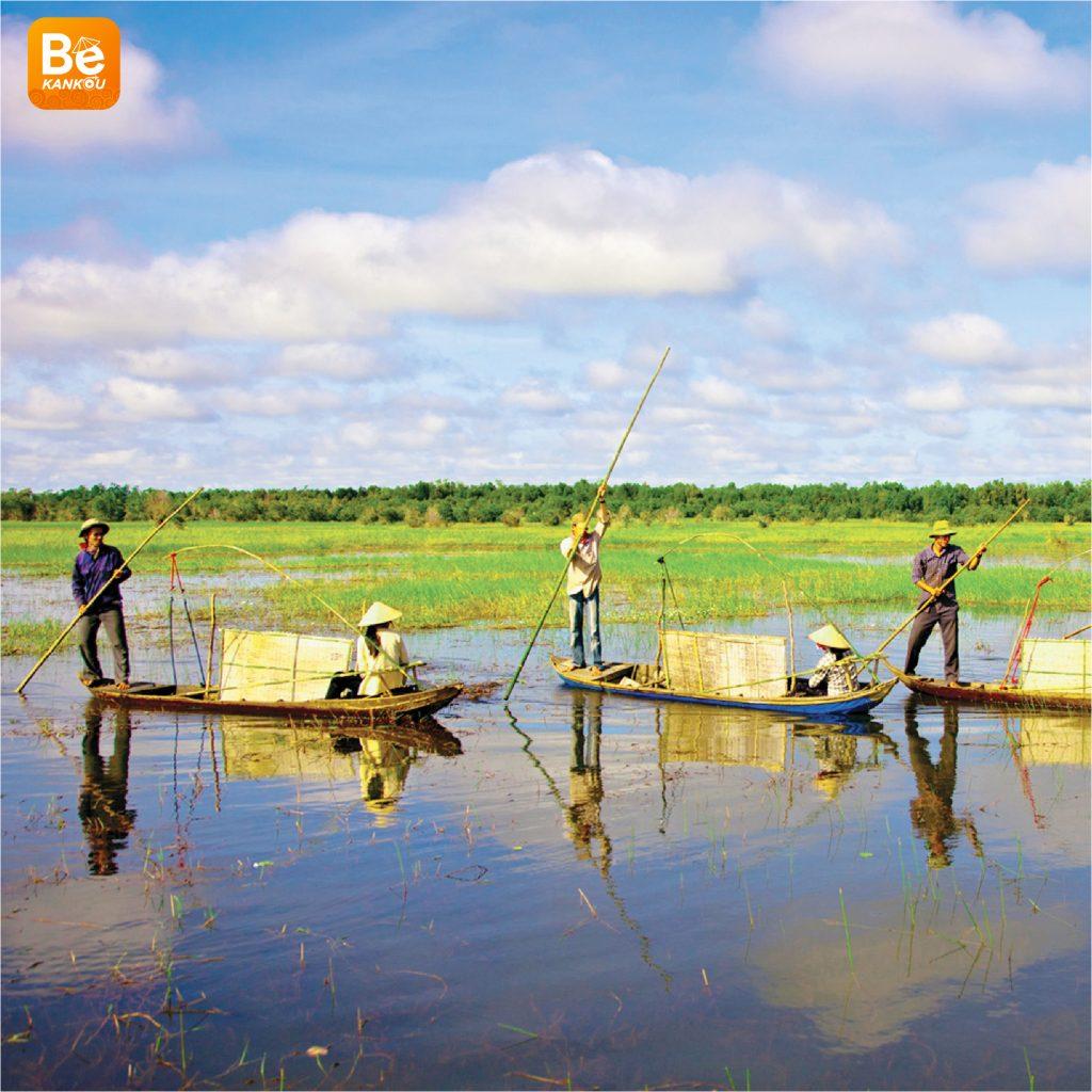 ベトナムの西部を旅行する経験-011