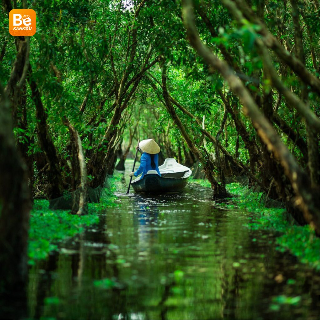 ベトナムの西部を旅行する経験-014