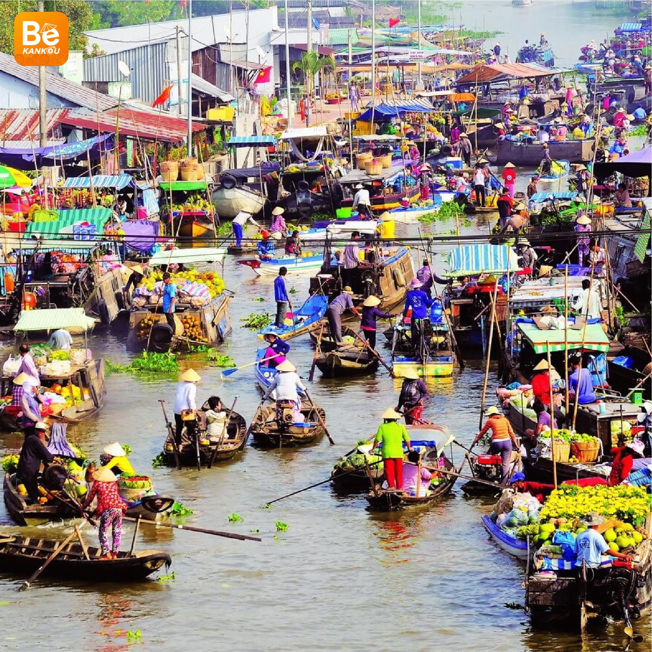 ベトナムの西部を旅行する経験-0119