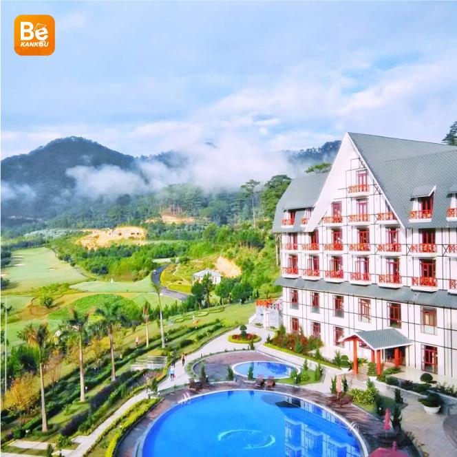 ベトナムのダラットでのホテルを予約する経験-13