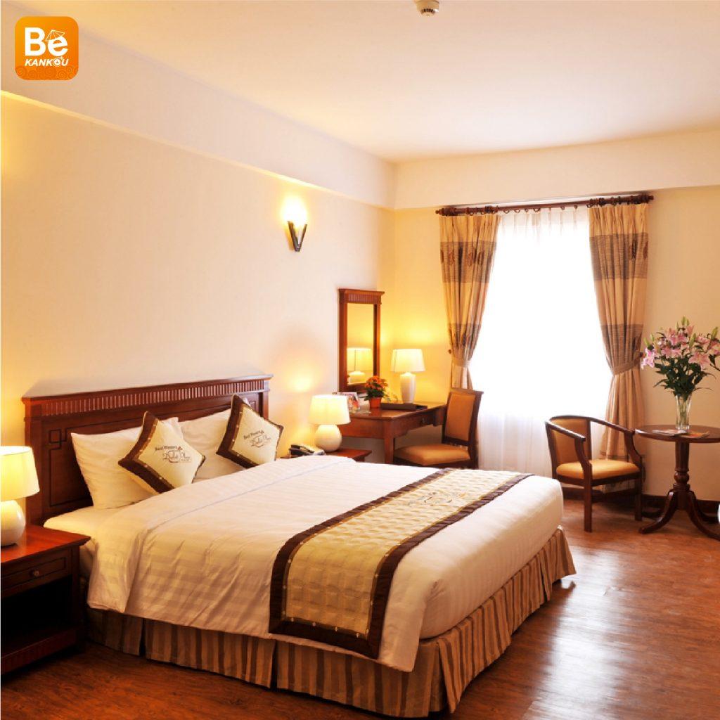 ベトナムのダラットでのホテルを予約する経験-12