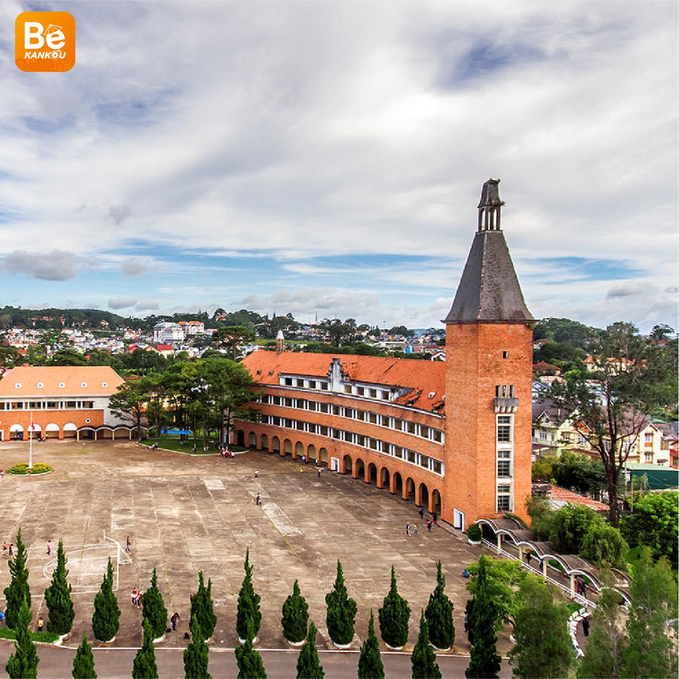 ベトナムのダラットでのホテルを予約する経験-1
