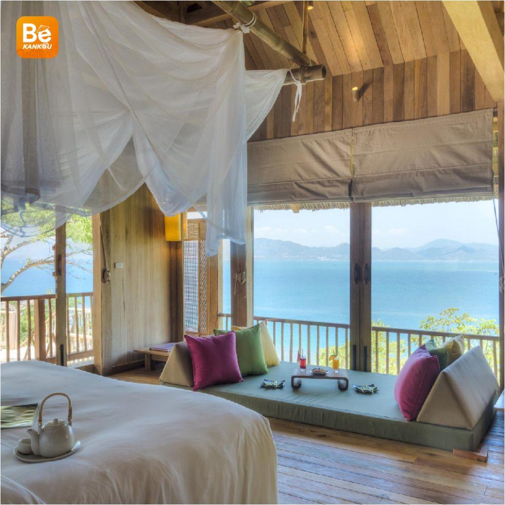 ベトナムのニャチャンで最も美しい「オアシス」とするシックス・センシズ・ニンヴァン・ベイリゾート12