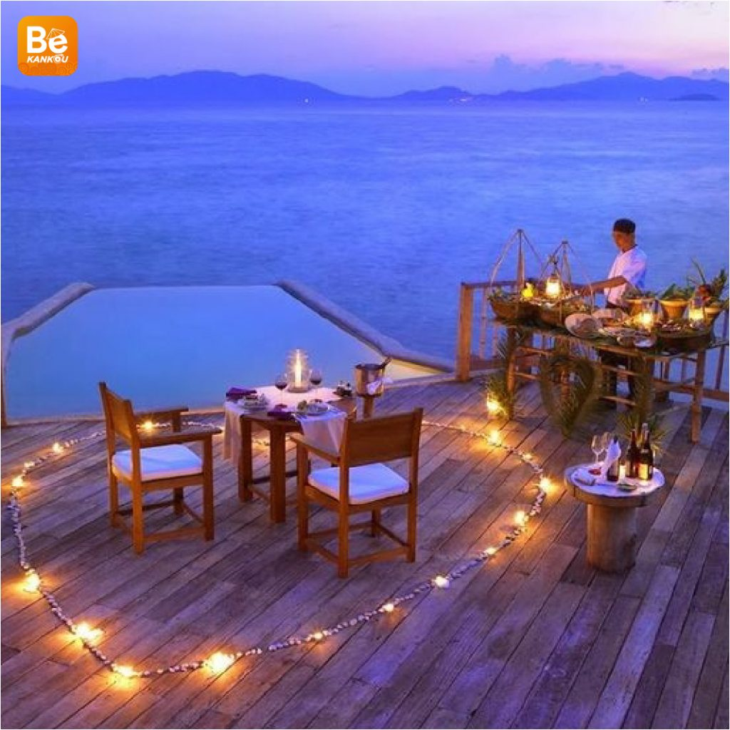 ベトナムのニャチャンで最も美しい「オアシス」とするシックス・センシズ・ニンヴァン・ベイリゾート11