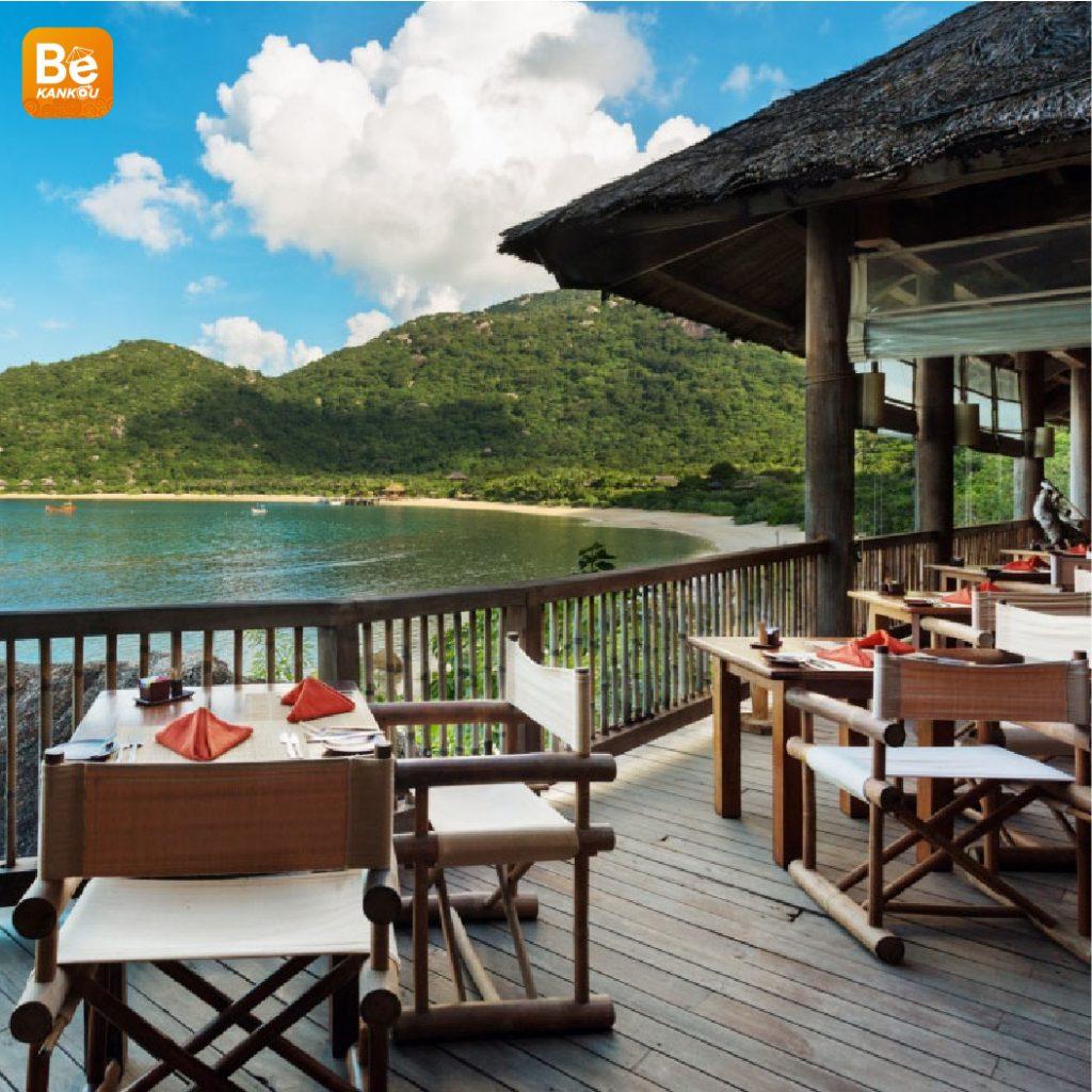ベトナムのニャチャンで最も美しい「オアシス」とするシックス・センシズ・ニンヴァン・ベイリゾート8
