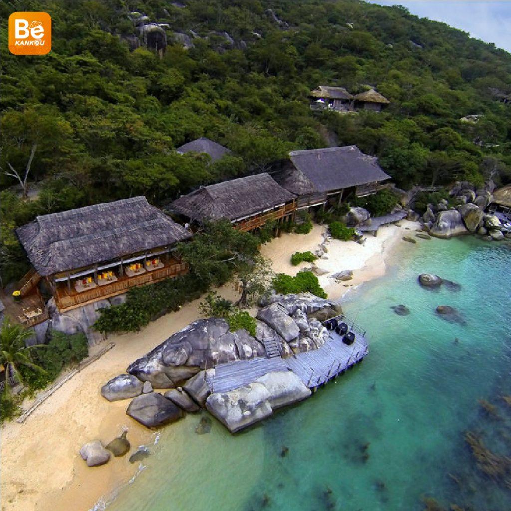 ベトナムのニャチャンで最も美しい「オアシス」とするシックス・センシズ・ニンヴァン・ベイリゾート7