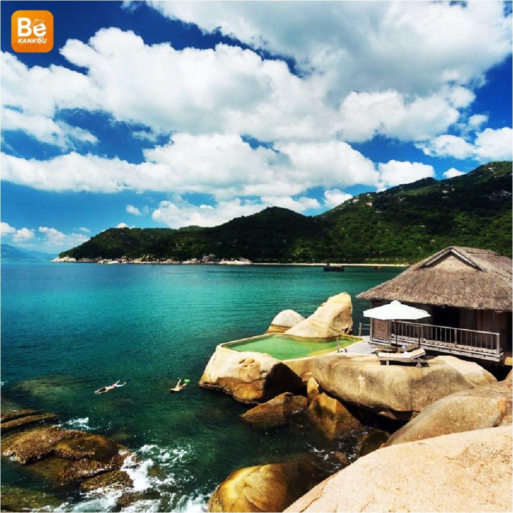 ベトナムのニャチャンで最も美しい「オアシス」とするシックス・センシズ・ニンヴァン・ベイリゾート5