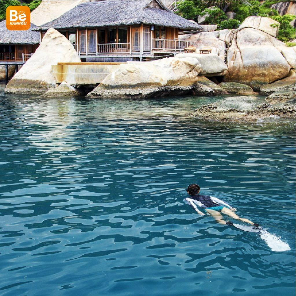 ベトナムのニャチャンで最も美しい「オアシス」とするシックス・センシズ・ニンヴァン・ベイリゾート4