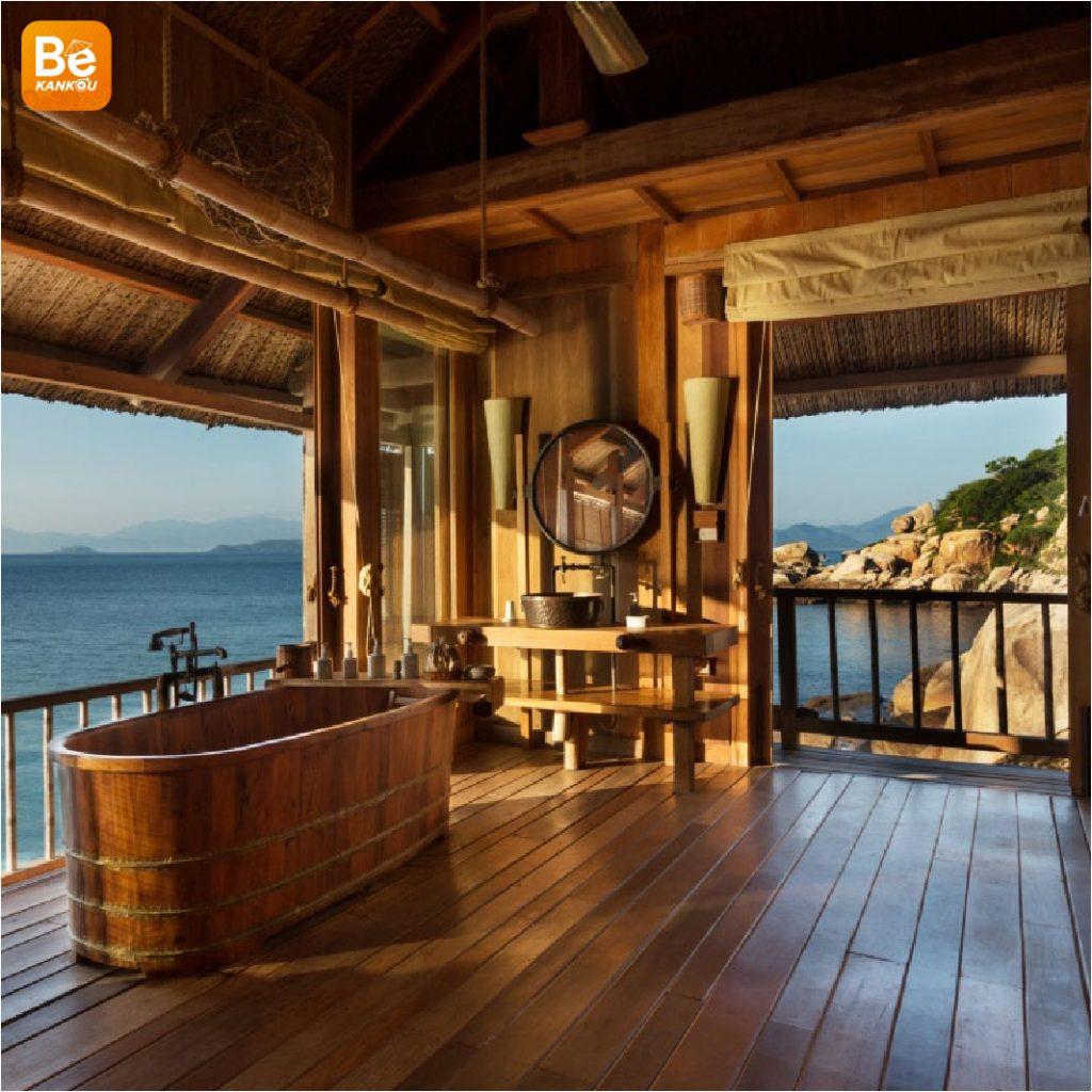 ベトナムのニャチャンで最も美しい「オアシス」とするシックス・センシズ・ニンヴァン・ベイリゾート1