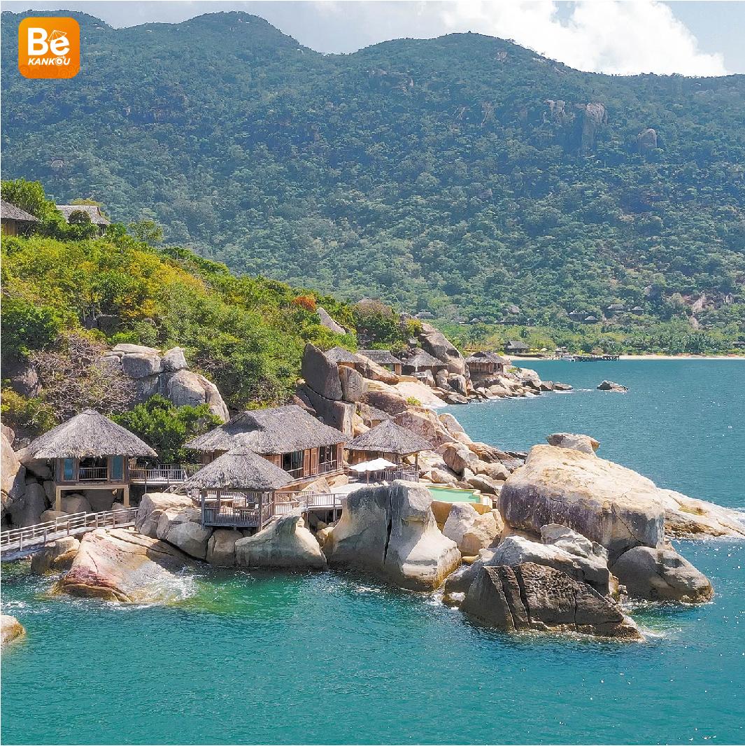 ベトナムのニャチャンで最も美しい「オアシス」とするシックス・センシズ・ニンヴァン・ベイリゾート2
