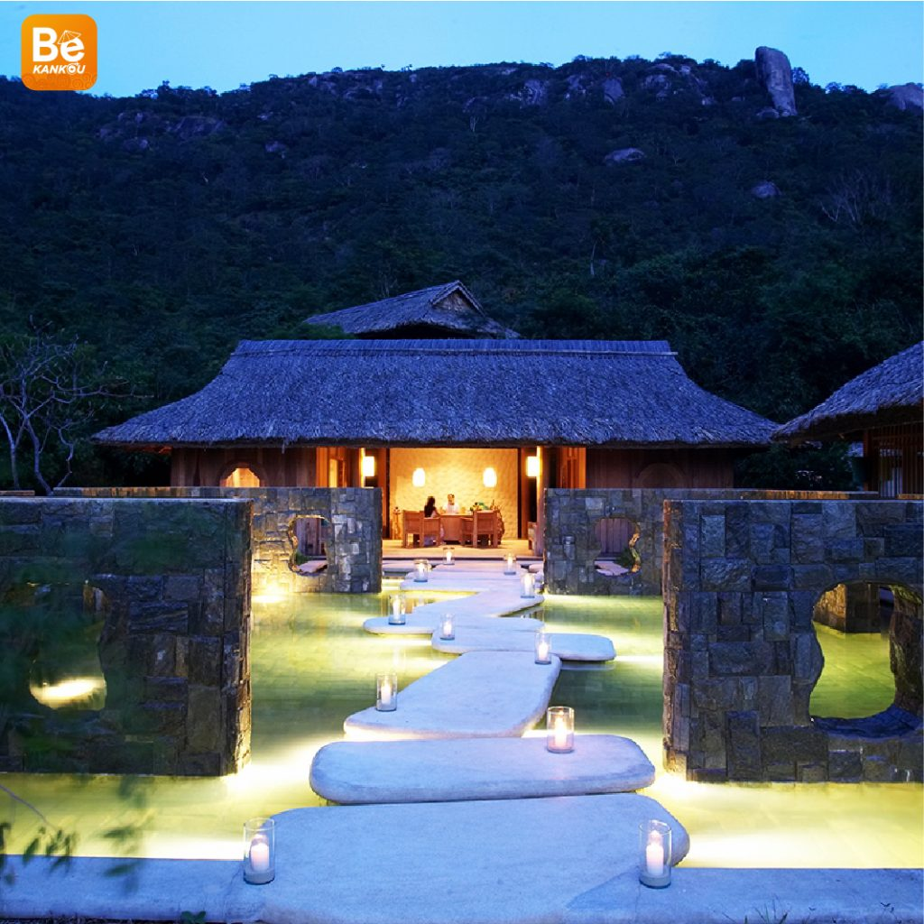 ベトナムのニャチャンで最も美しい「オアシス」とするシックス・センシズ・ニンヴァン・ベイリゾート