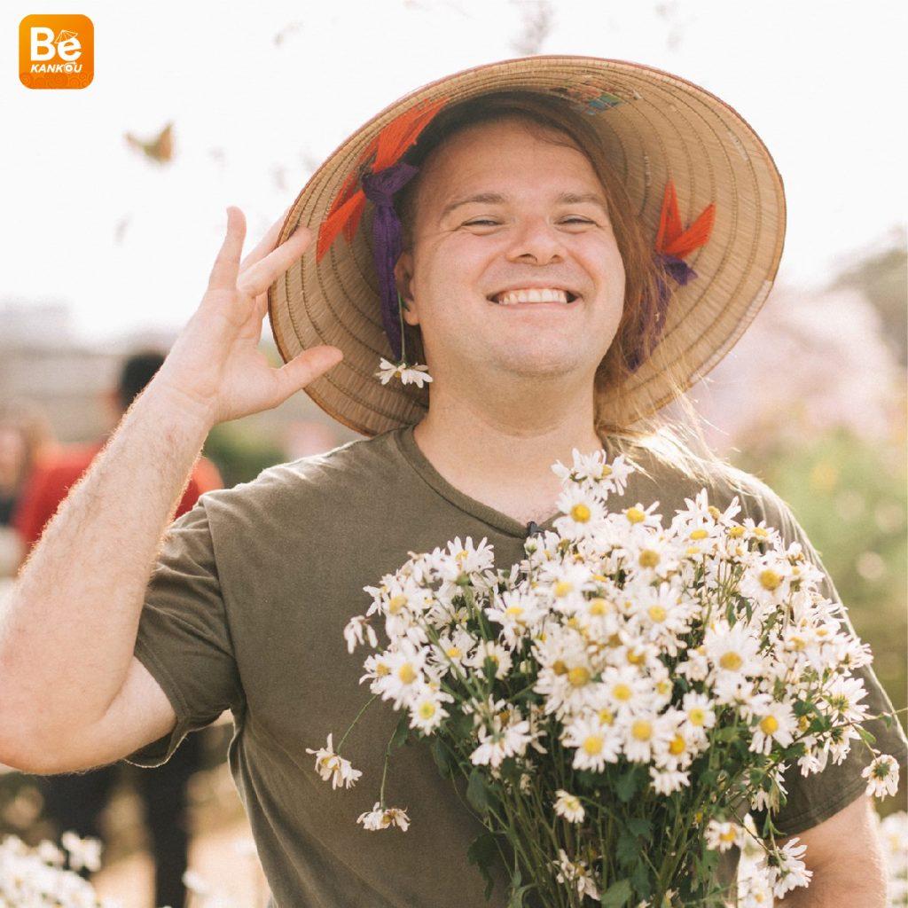 11月には、ハノイのデイジー(ヒナギク)の花に会う予定-18