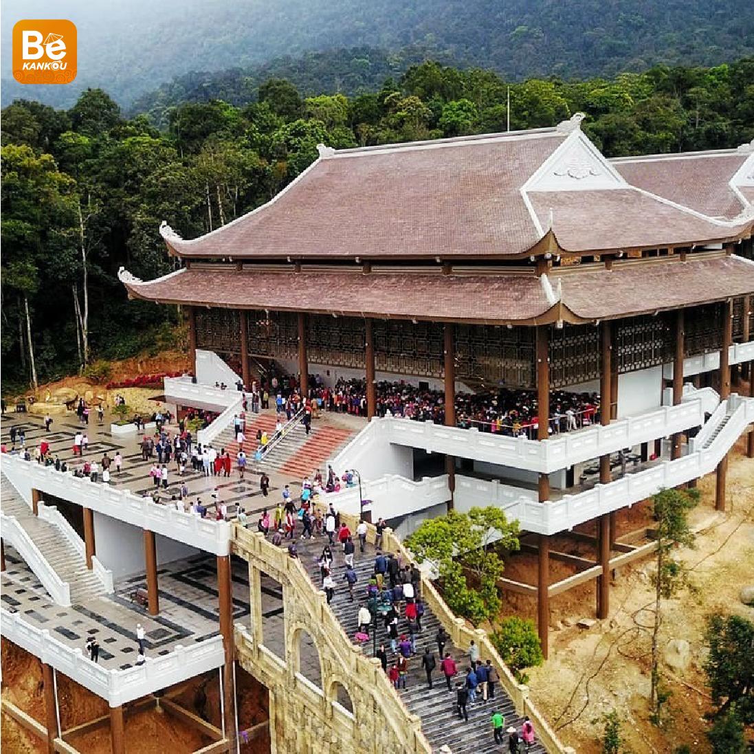 西イエントゥ(Tay Yen Tu)文化観光ウィーク20202