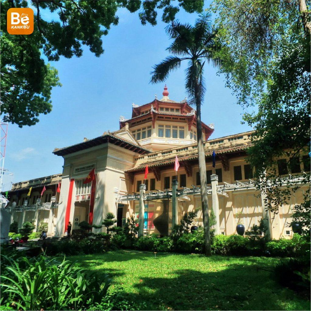 訪れるべきサイゴンでの有名な博物館-01
