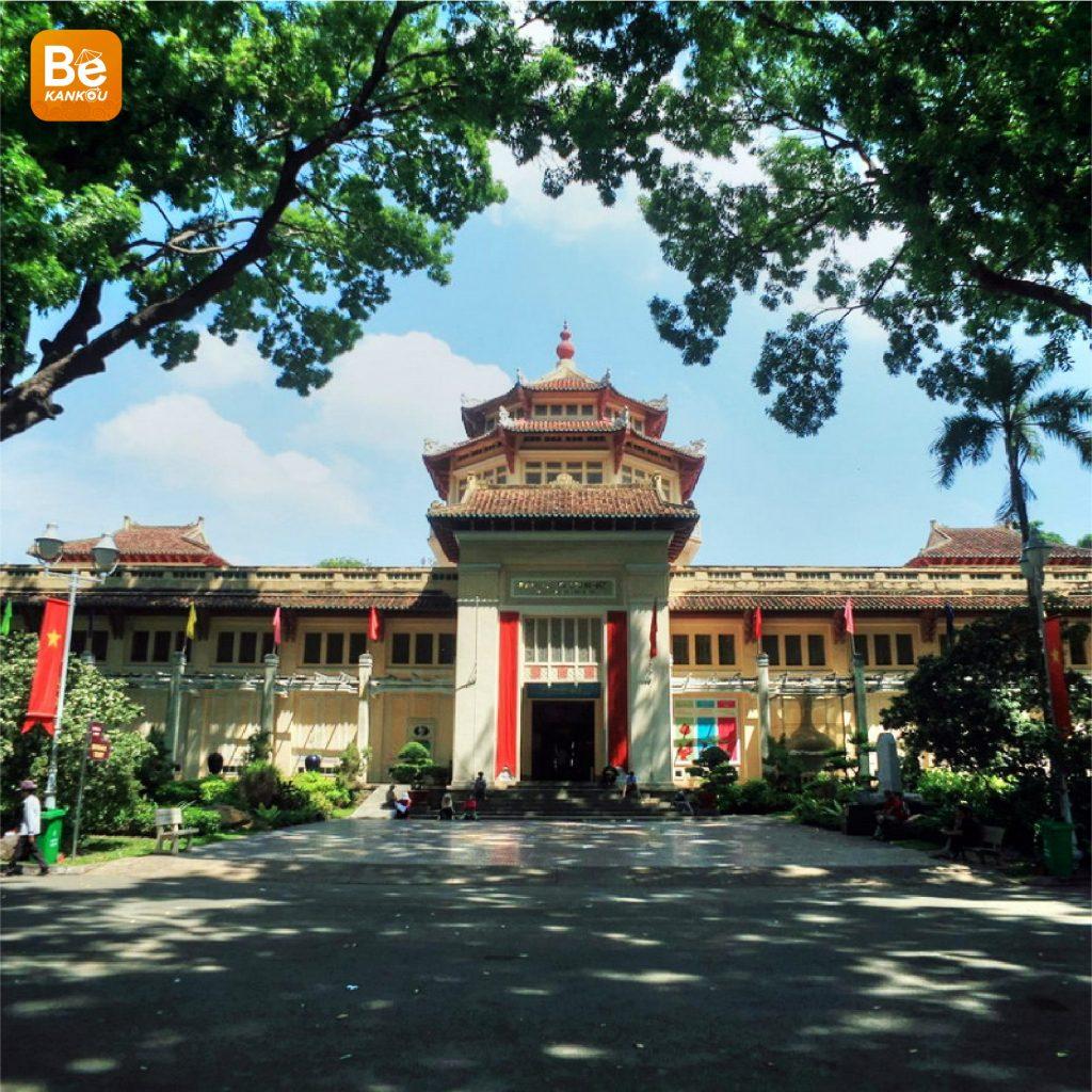訪れるべきサイゴンでの有名な博物館-02
