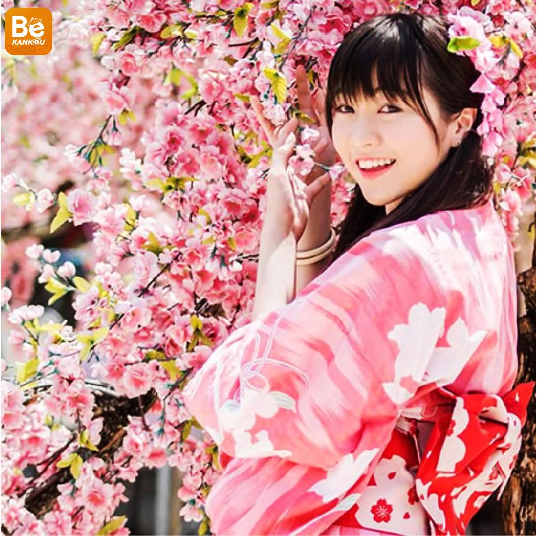 ハノイの第5回桜まつり-17