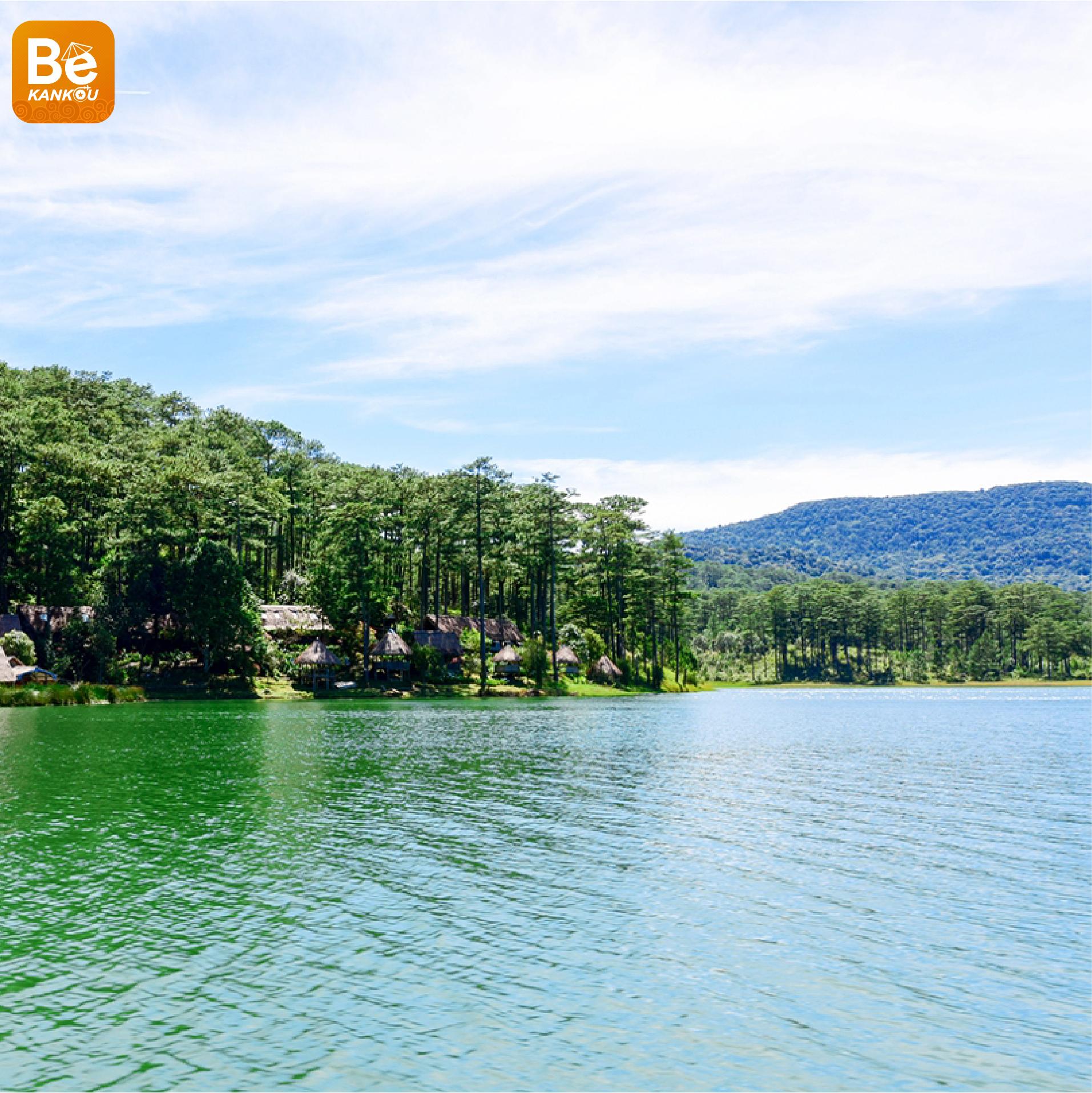 ダラット、チュエンラム湖(Tuyen Lam Lake)旅行の経験4