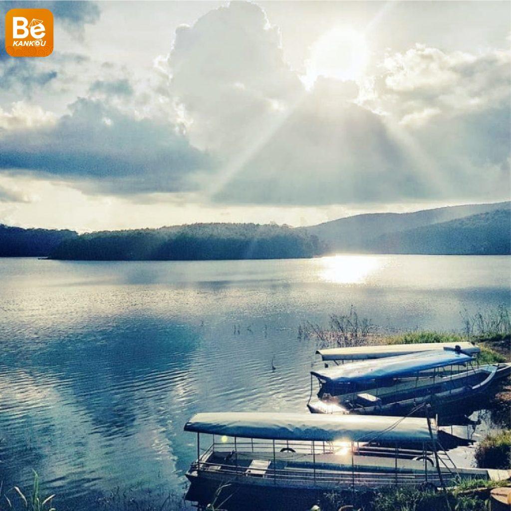 ダラット、チュエンラム湖(Tuyen Lam Lake)旅行の経験2