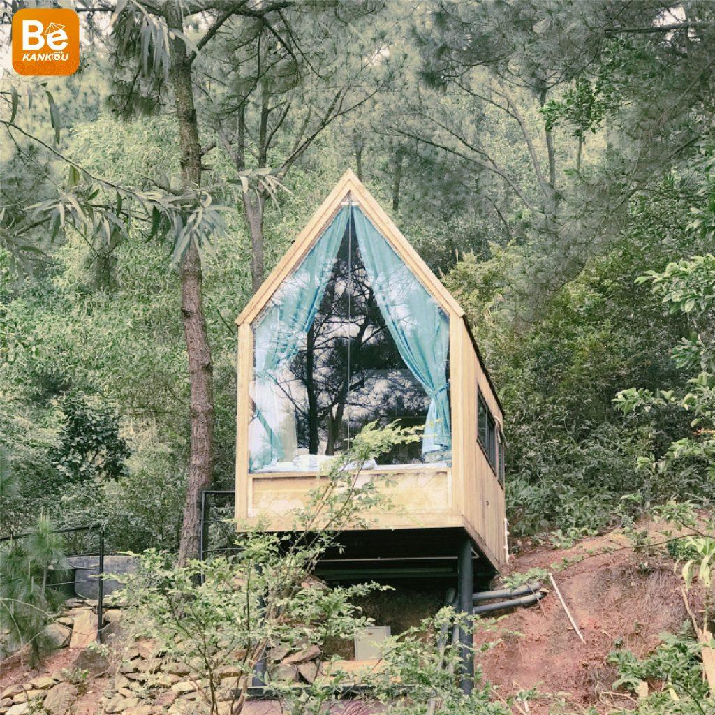 ベトナム、ウレサ・フォレストハウスで手つかずの自然を体験-16