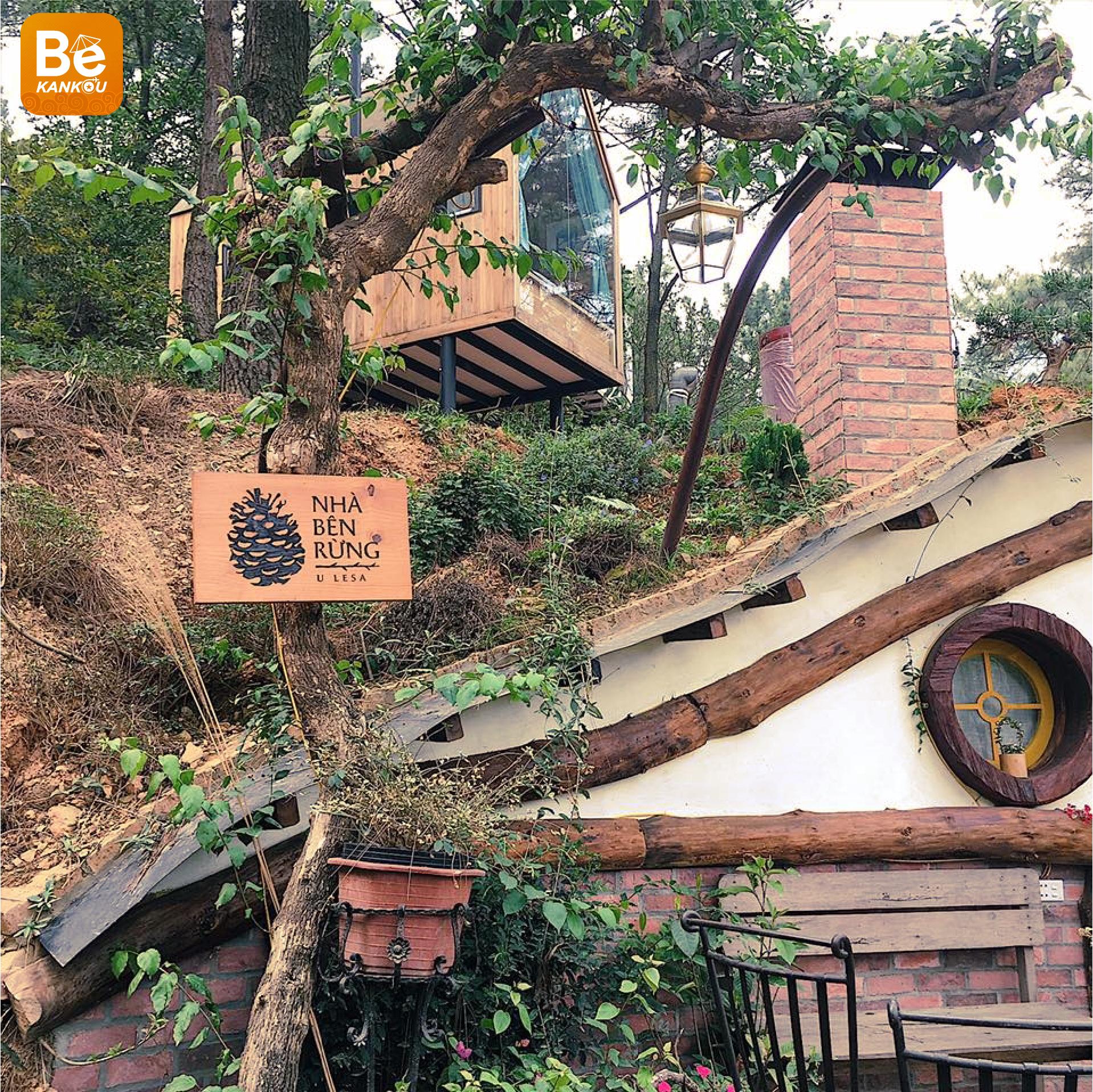 ベトナム、ウレサ・フォレストハウスで手つかずの自然を体験