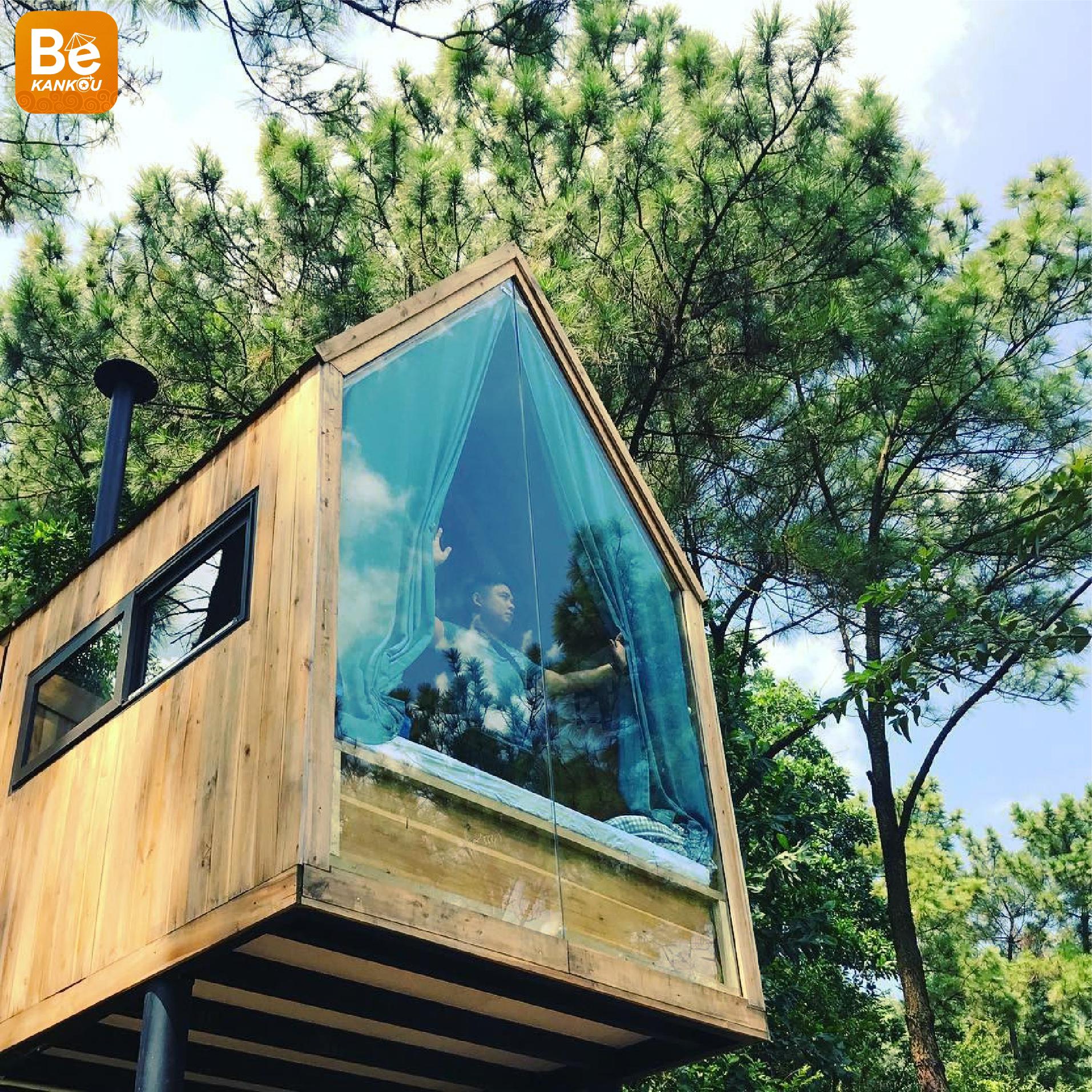 ベトナム、ウレサ・フォレストハウスで手つかずの自然を体験-12