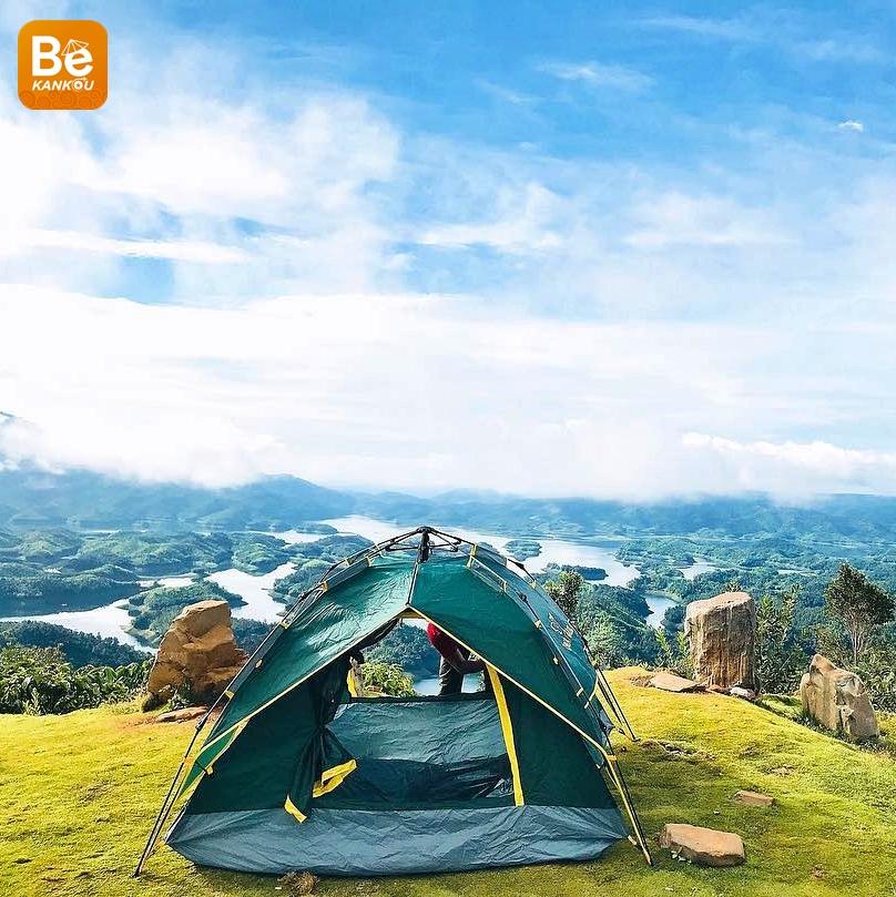 ベトナムで最も理想的なキャンプ場