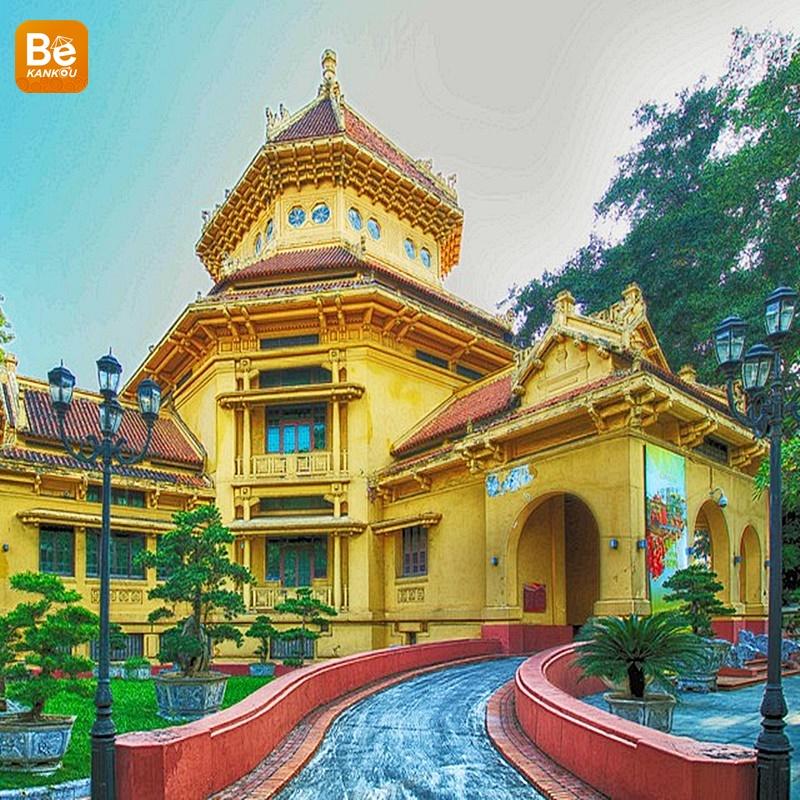 ベトナム歴史博物館を発見する