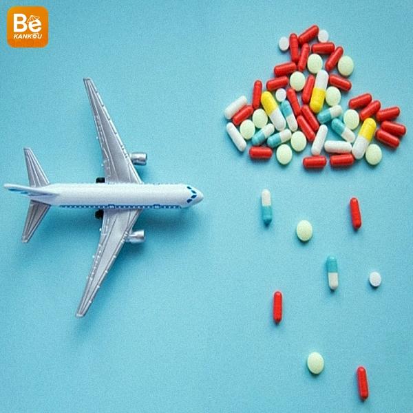 旅行に必要な薬