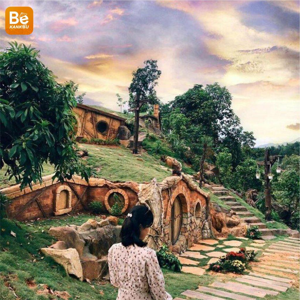 ミニファーム:Vung Tauのきれいな農場-02